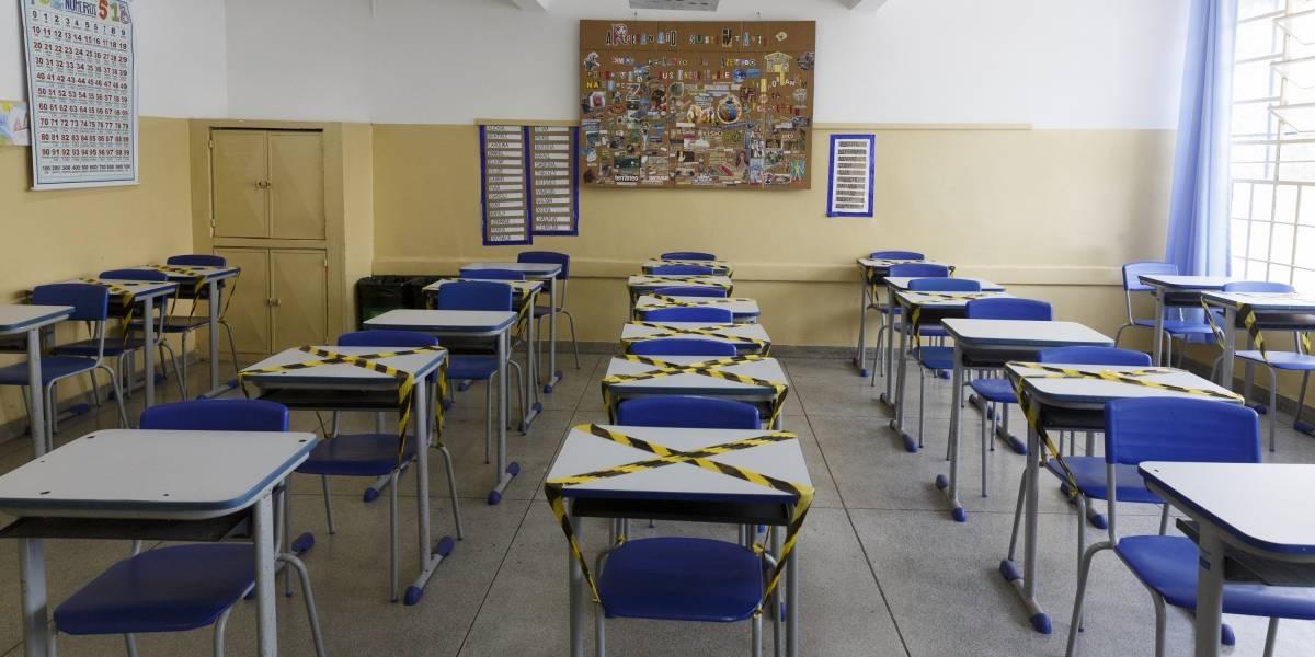 Escolas na capital paulista poderão reabrir ainda neste ano