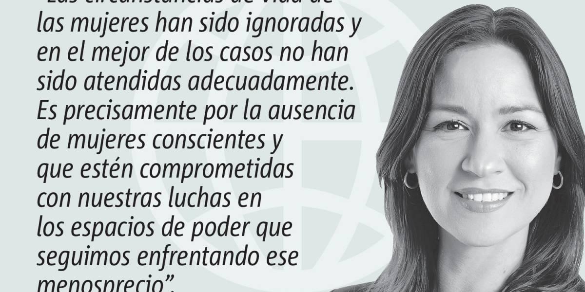 Opinión de Rosa Seguí: Una mujer al debate