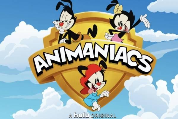 Los hermanos Warner están de regreso: presentan el primer adelanto de la nueva versión de Animaniacs