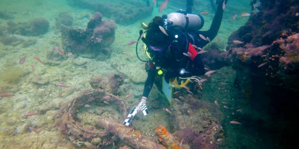 Identifican restos de barco hundido en Yucatán: transportaba esclavos mayas