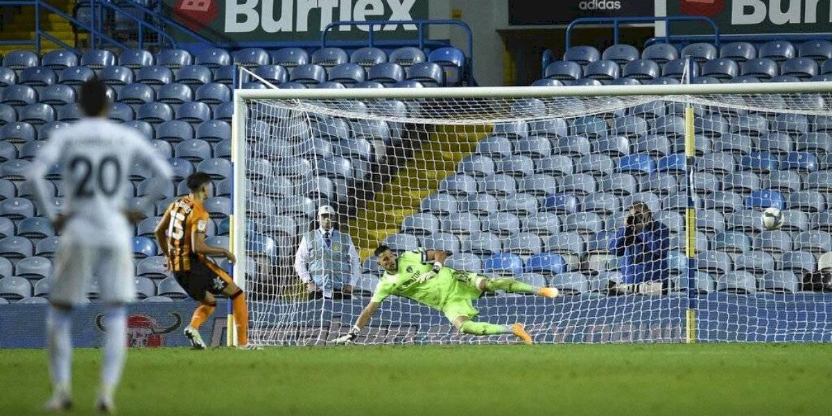 El Leeds de Marcelo Bielsa fue eliminado de la Copa de Liga
