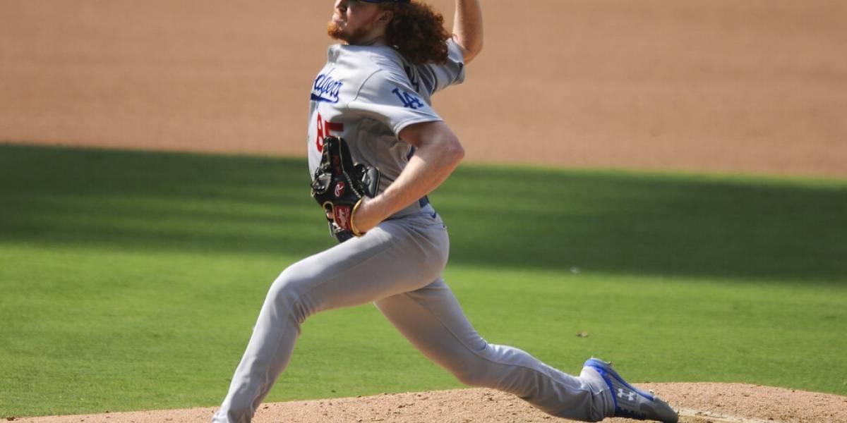 Dodgers, primer equipo en asegurar boleto a playoffs