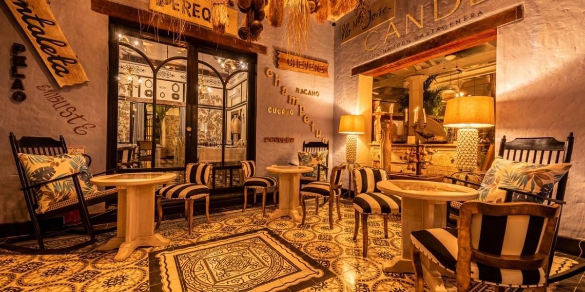 Así comenzó la reactivación de los restaurantes al turismo en Cartagena