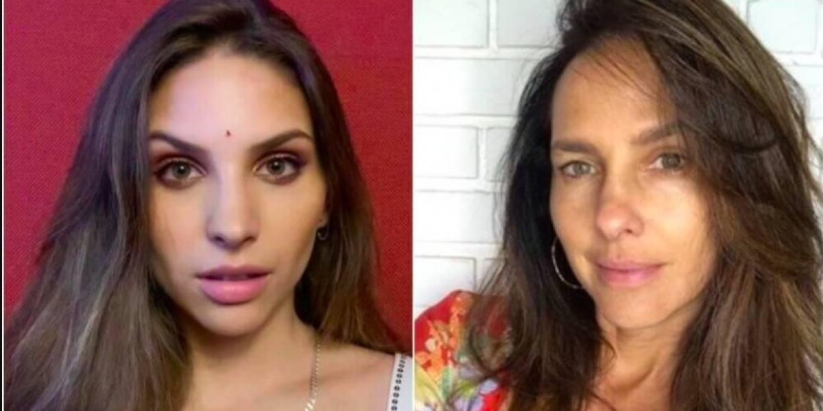 Con un pequeñísimo bikini, la hija de Paola Turbay muestra el cuerpazo que heredó de su mamá