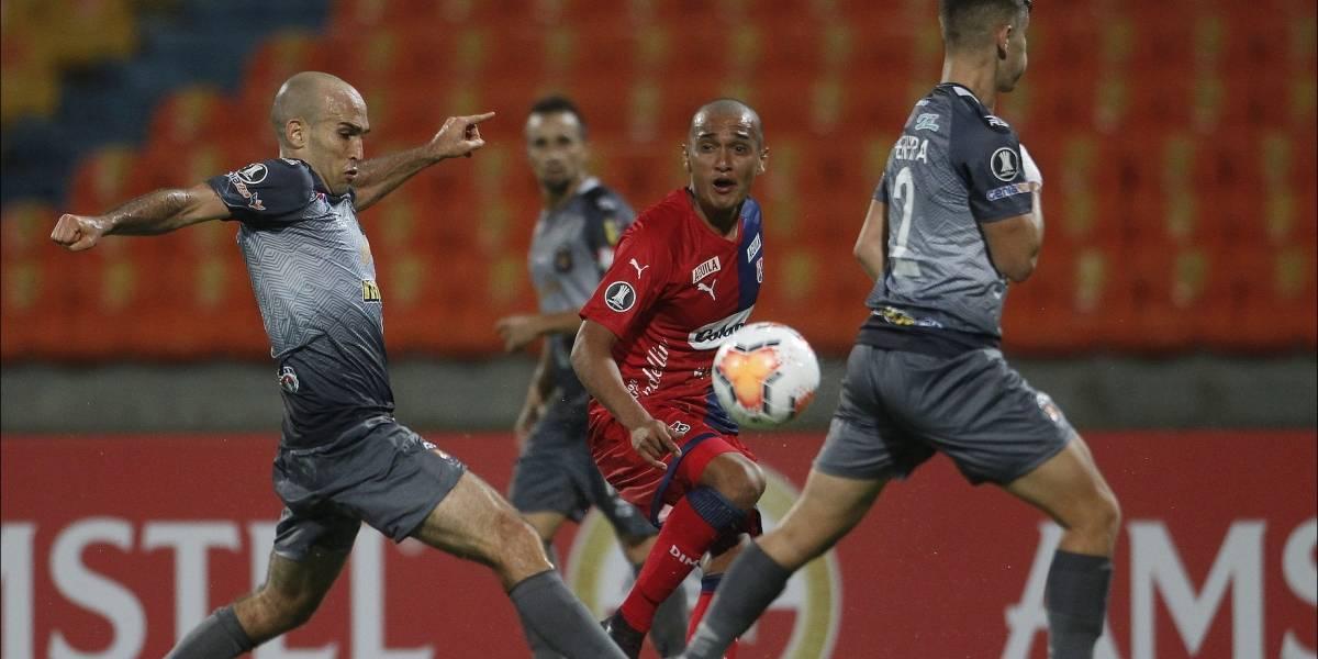 ¡Papelón! A Medellín le hicieron el que puede ser el gol de la Libertadores y perdió contra Caracas