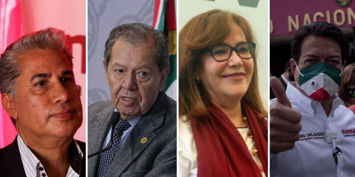 Mario Delgado se perfila como favorito para presidencia de Morena