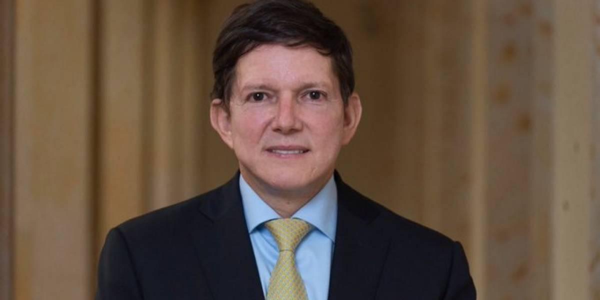 Wilson Ruiz fue designado como nuevo ministro de Justicia