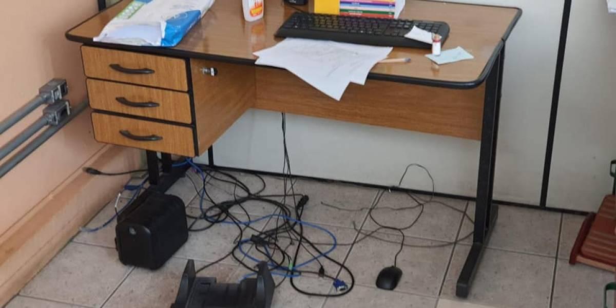Escola estadual do Capão Redondo é alvo de três assaltos em menos de uma semana