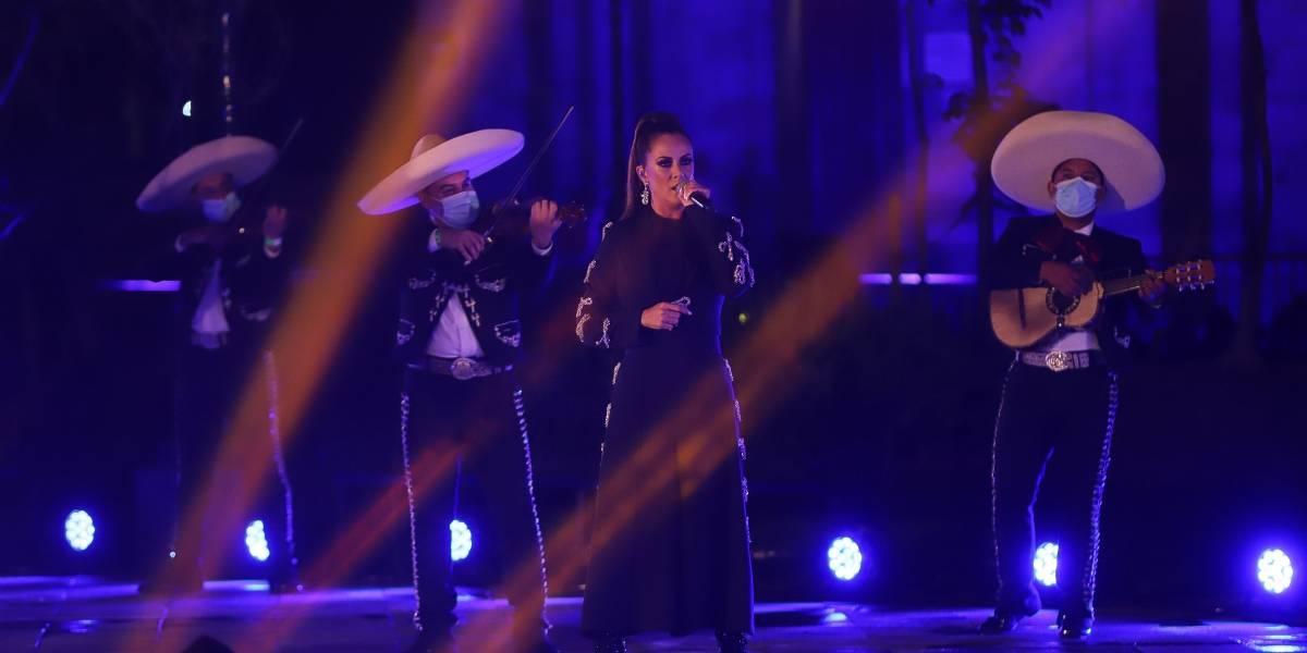Edith Márquez revela que ya viene nuevo disco de música mexicana