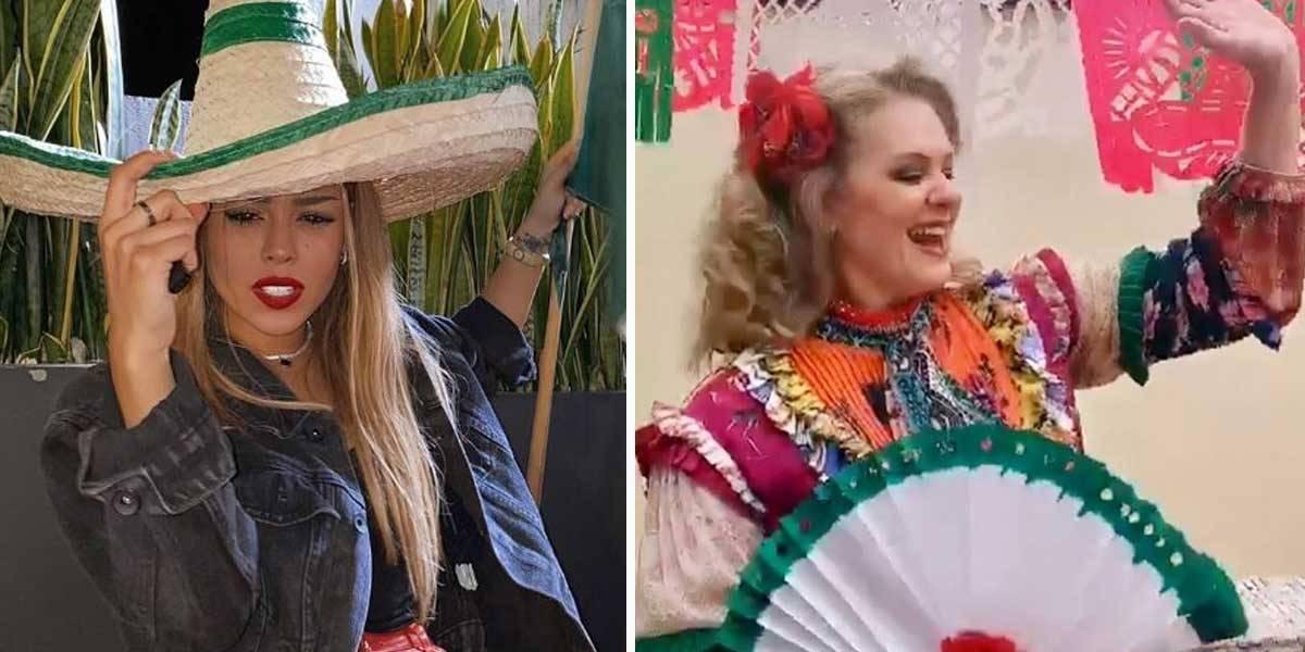 Así celebraron los artistas la Independencia de México en las redes sociales
