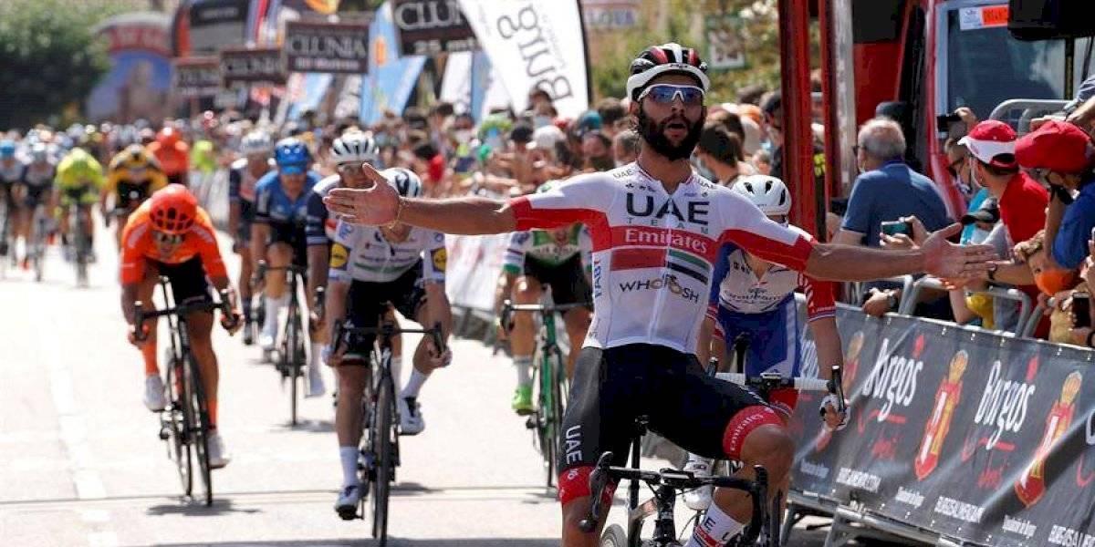 ¡Disparado! Fernando Gaviria se quedó con el Giro de la Toscana
