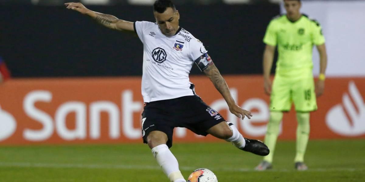 Esteban derriba Paredes continentales: a un gol de ser el máximo artillero activo de la Libertadores y ad portas del Top 10 histórico