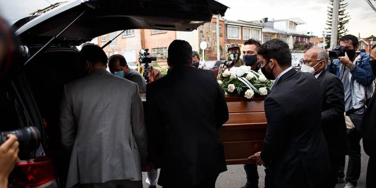 Las dolorosas imágenes del último adiós a Javier Ordóñez, asesinado por policías en Bogotá