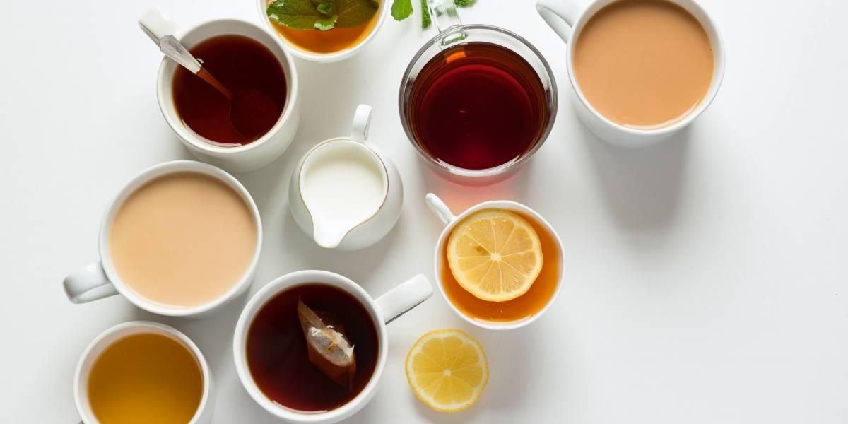 3 tipos de chá que encherão você de energia pela manhã; eles são melhor do que o café!