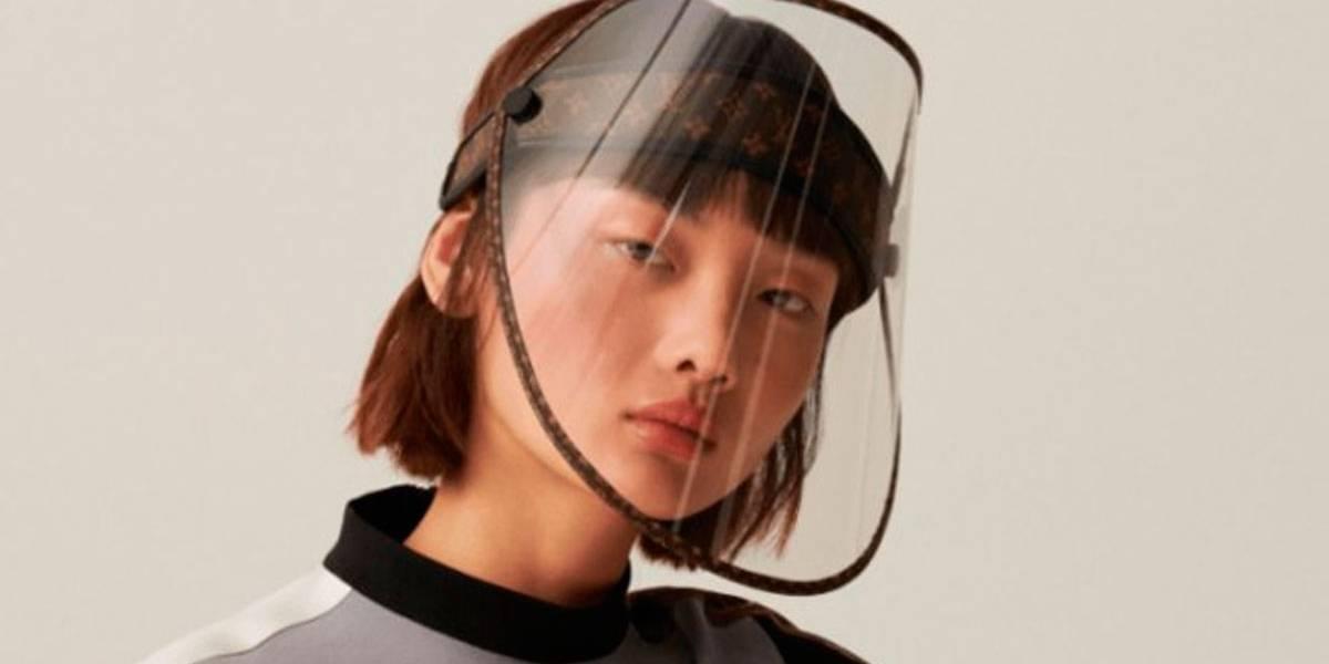 Marca francesa cria máscara de luxo contra covid-19 que custa R$ 4,7 mil