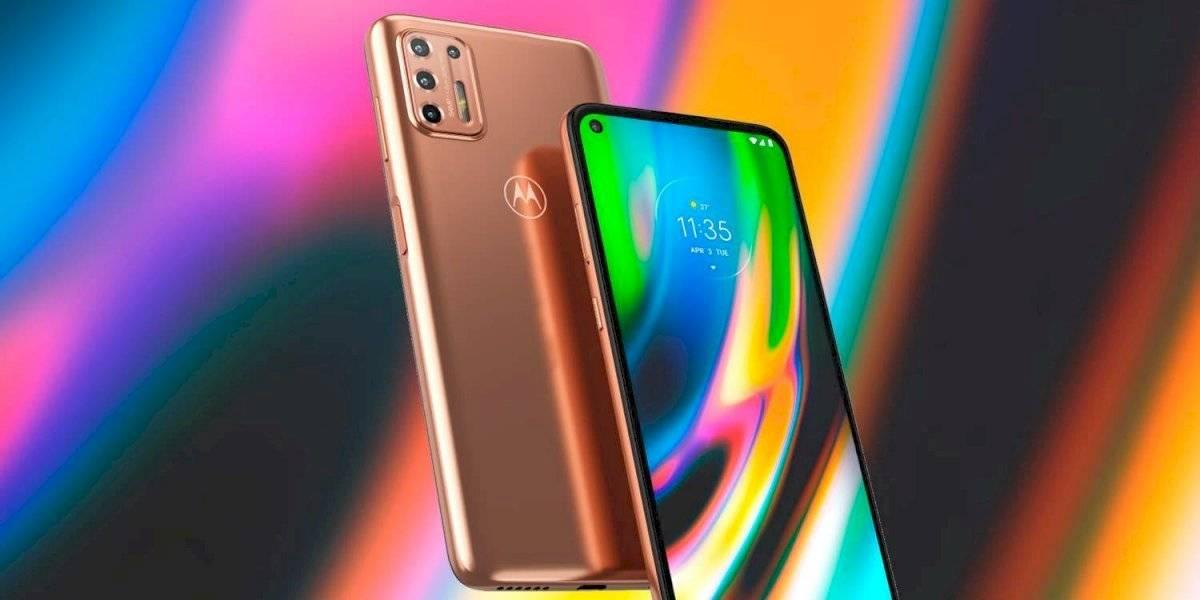 Motorola lanza en Chile el Moto G9 Play y Moto G9 Plus