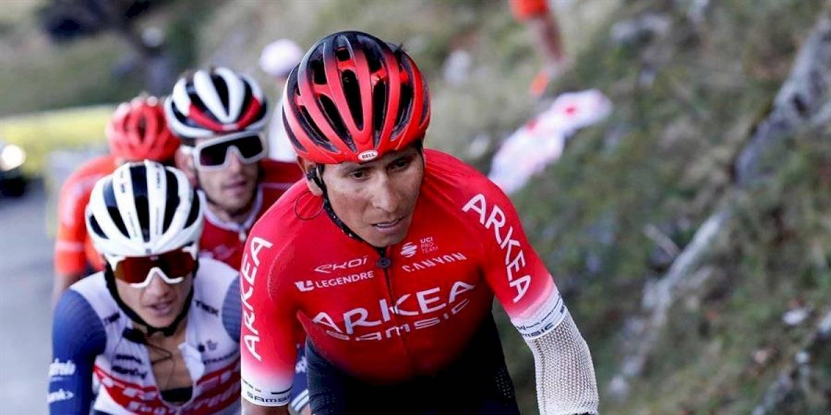 Equipo de Nairo Quintana es investigado por supuesto dopaje en el Tour de Francia