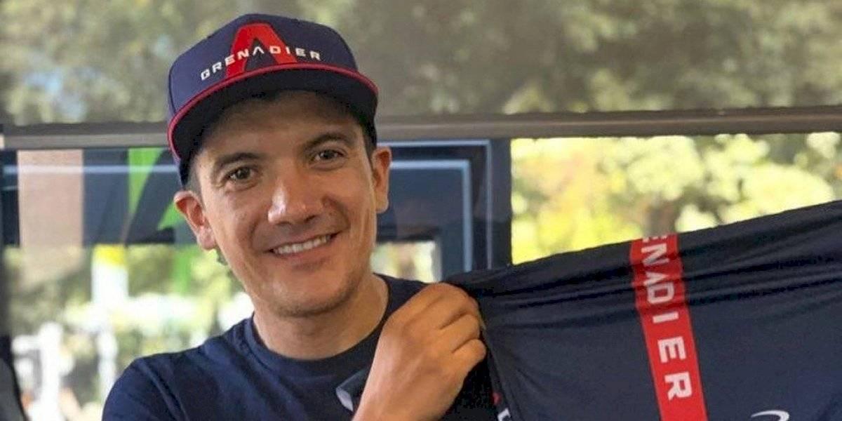 Richard Carapaz sortea su uniforme del Tour de Francia: los pasos que debes seguir para ganártelo
