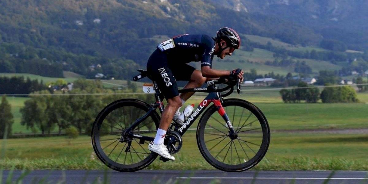 Richard Carapaz hace historia en la etapa reina del Tour de Francia