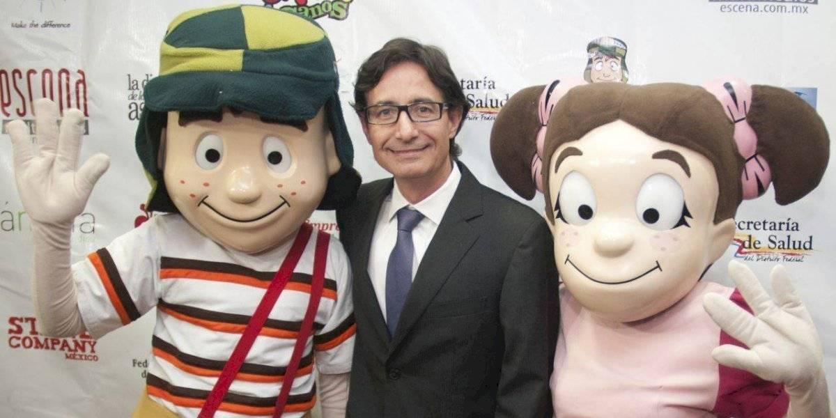 Hijo de Chespirito, Roberto Gómez Fernández renuncia a Televisa