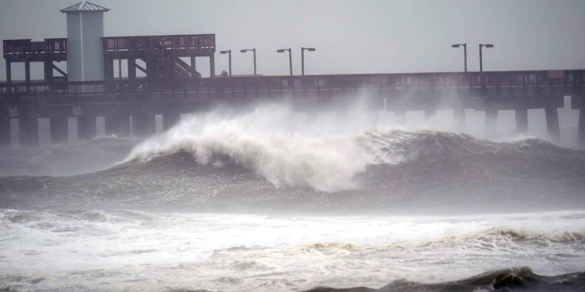 """""""Sally"""": Qué características tiene la categoría 2 de los huracanes"""