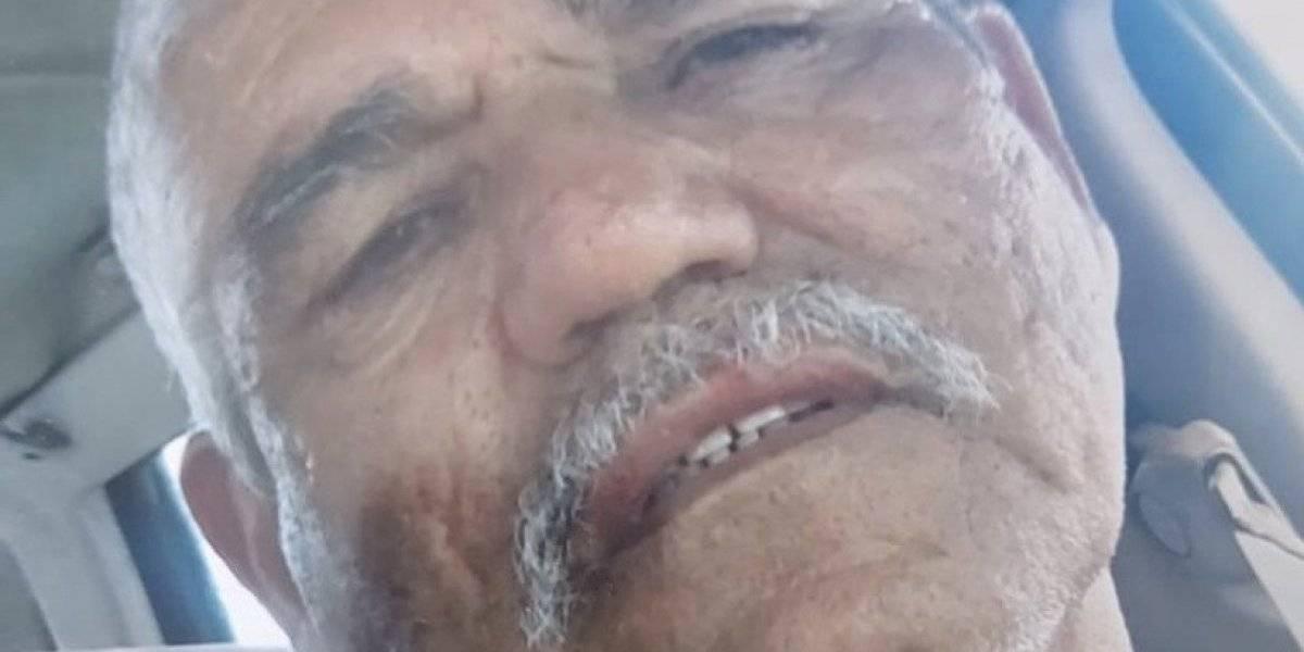 Autoridades buscan hombre de 67 años reportado desaparecido en Ponce
