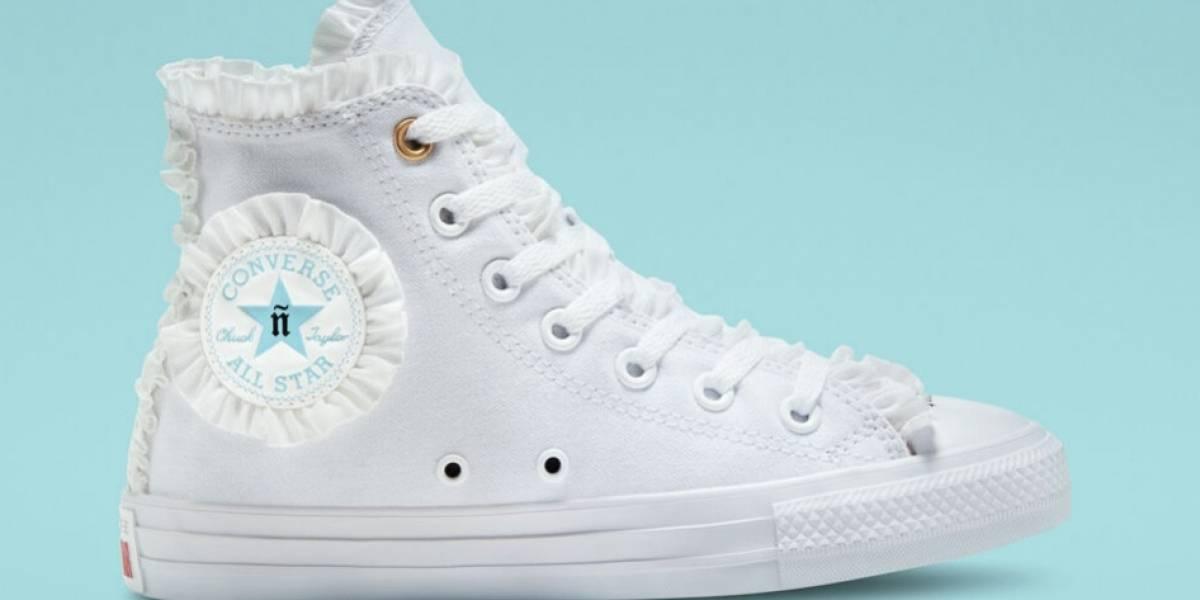 Converse lanza calzado deportivo inspirado en la Bomba puertorriqueña