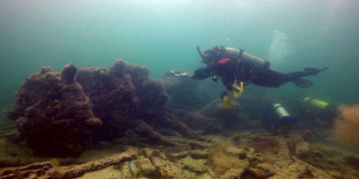 ¡Increíble! Descubren restos de un barco que transportaba esclavos mayas