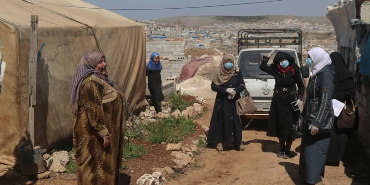 """Coronavirus.- La ONU avisa de que la propagación de la COVID-19 en Siria puede ser """"mucho mayor"""" de lo que se cree"""