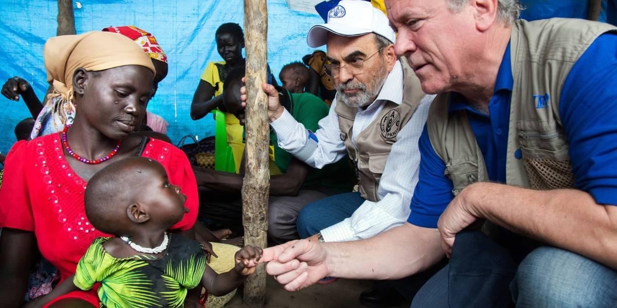 """Sudán del Sur.- La ONU alerta de que el proceso de paz en Sudán del Sur es """"dolorosamente lento"""" y """"avanza cojeando"""""""
