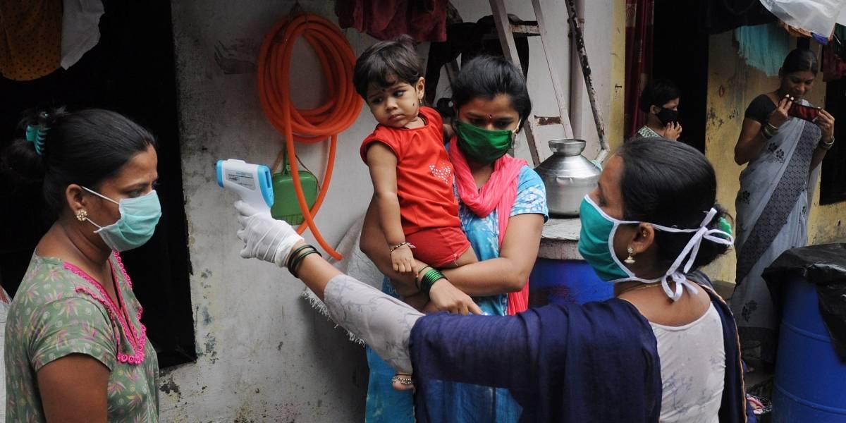 Coronavirus.- India bate su récord de casos de coronavirus diarios con casi 97.900