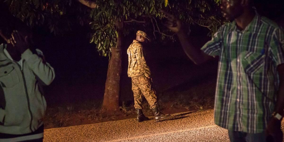Más de 200 reos escapan de una prisión en Uganda