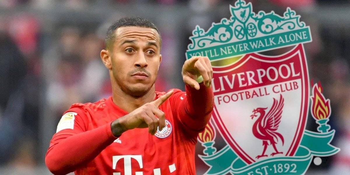 Un refuerzo de lujo: Thiago Alcántara deja el Bayern Munich y se convertirá en nuevo jugador del Liverpool