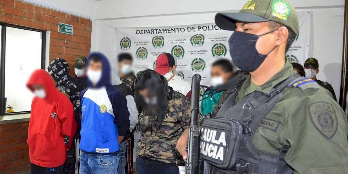Agente encubierto logró infiltrarse en la temida banda criminal 'Los Mesa'