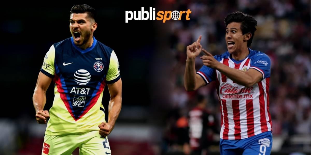 América vs. Chivas, ¿cuándo y dónde ver el Clásico nacional?
