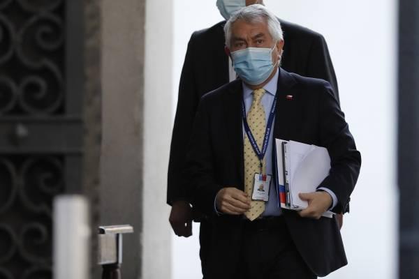 """Paris niega """"ocultamiento"""" y dice que entregará documentos si la Corte Suprema lo pide"""