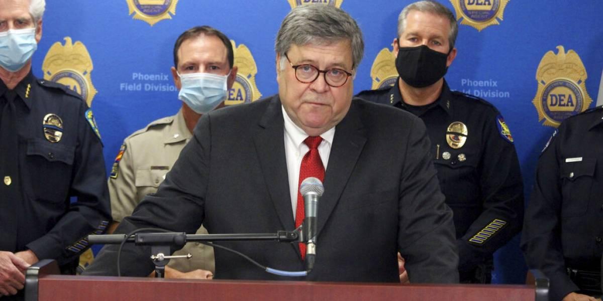 Bajo fuego el secretario de Justicia de EEUU por comparar encierro por pandemia con la esclavitud
