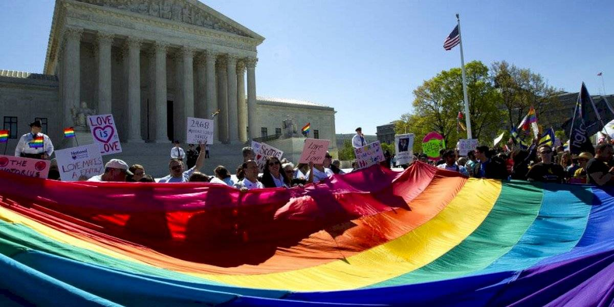 Más de medio millón de hogares en EEUU están formados por parejas casadas del mismo sexo