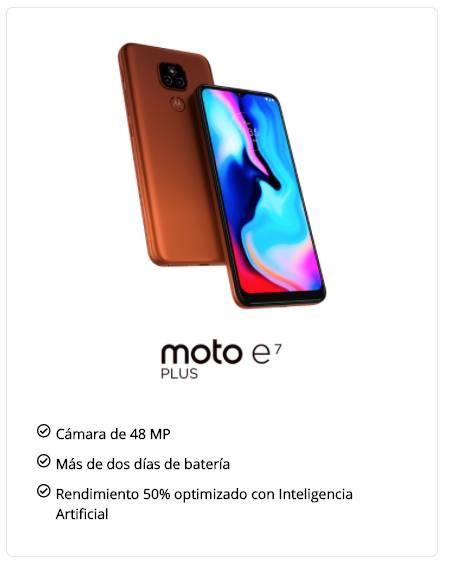 Motorola precios México