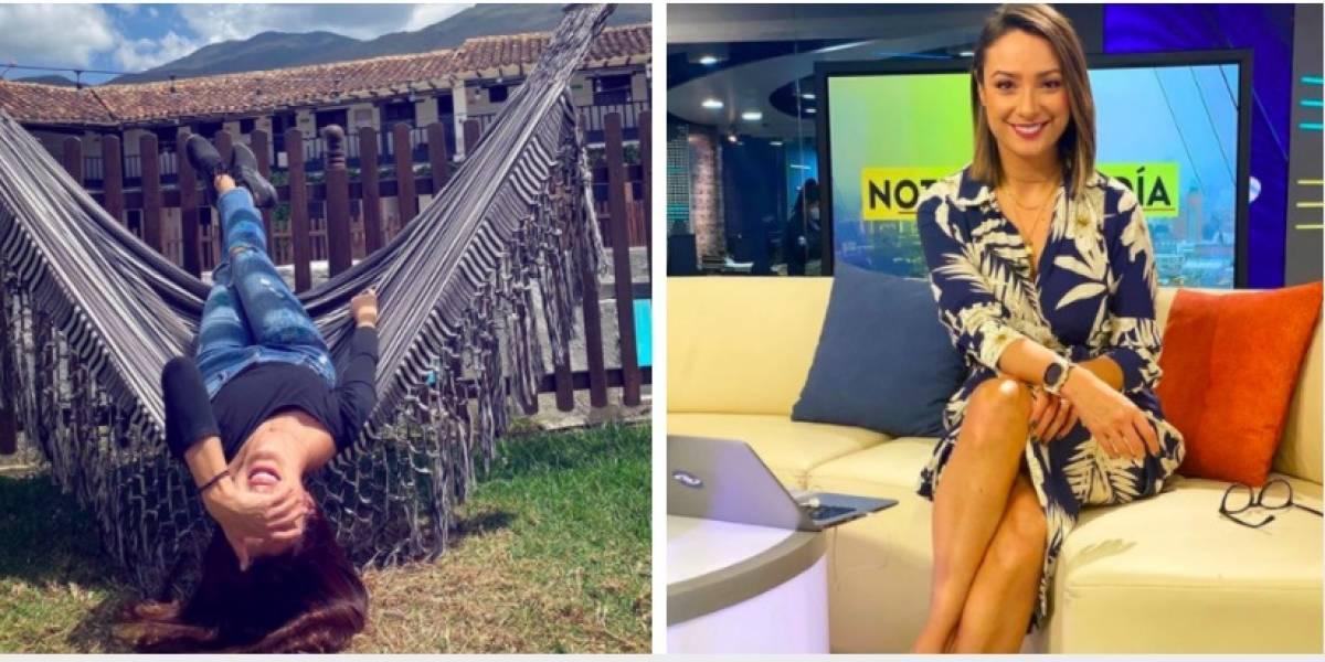 Esta famosa presentadora reemplazaría a Mónica Jaramillo en 'Noticias Caracol'