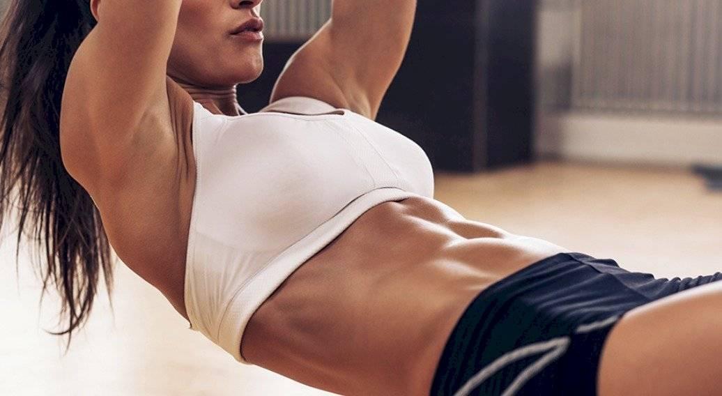 Rutina de ejercicios para combatir la flacidez abdominal