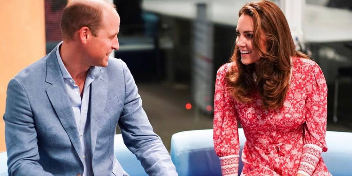 Adorable video de TikTok deja ver Kate Middleton y el príncipe William en una panadería.