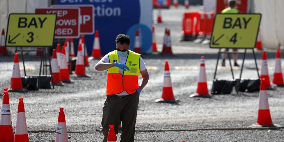 Gran Bretaña impone mayores restricciones a comercios y ciudadanía ante aumento de casos de COVID-19