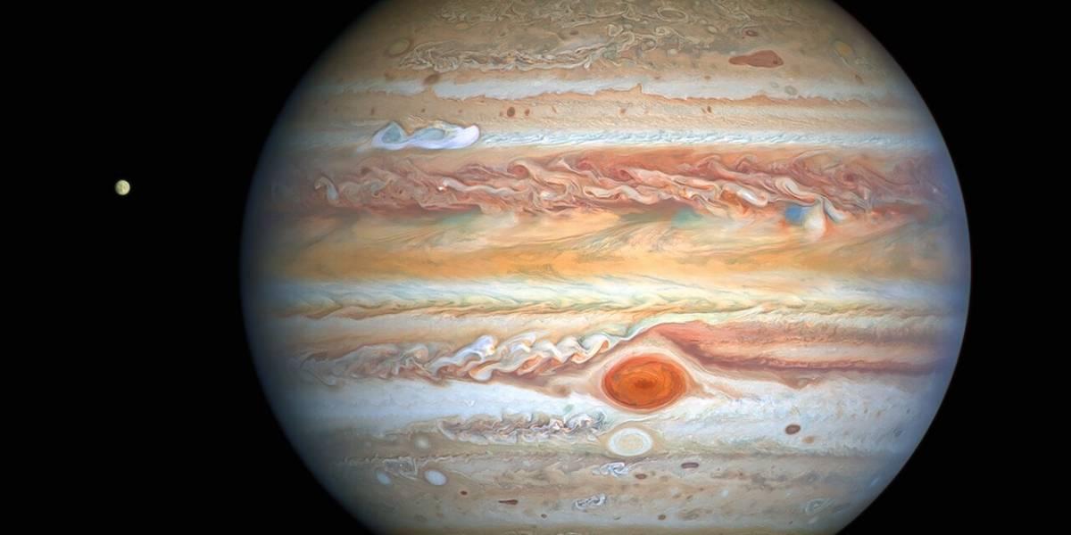¡Impactante! El telescopio Hubble captura una nueva y nítida imagen de Júpiter