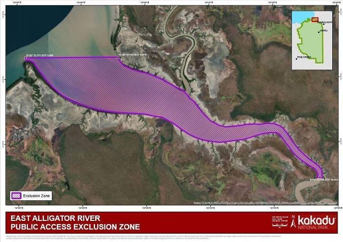Mapa del río donde se encuentra la ballena jorobada.