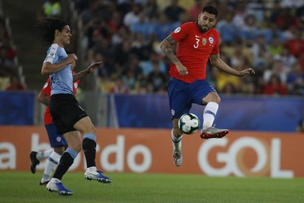 Jonathan Rodríguez, convocado por Uruguay para eliminatorias rumbo a Catar 2022