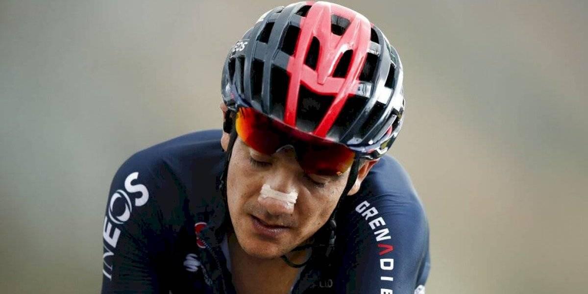 Tour de Francia: el mensaje de Mario Sabato y Richard Carapaz para la etapa 18