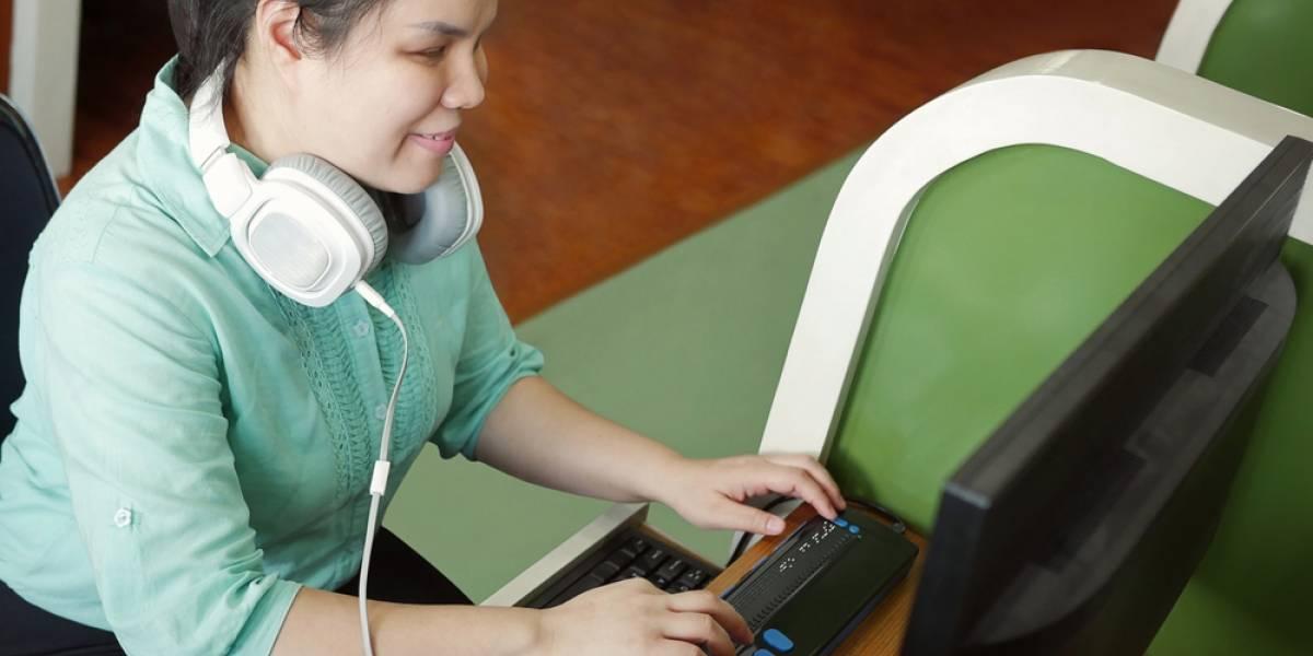 Solicitan donación de computadores para rehabilitar a personas ciegas a través de teleterapia