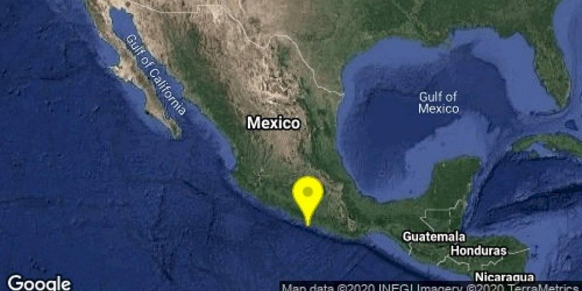 Dos sismos sacudieron a Chiapas y Guerrero la madrugada de este jueves