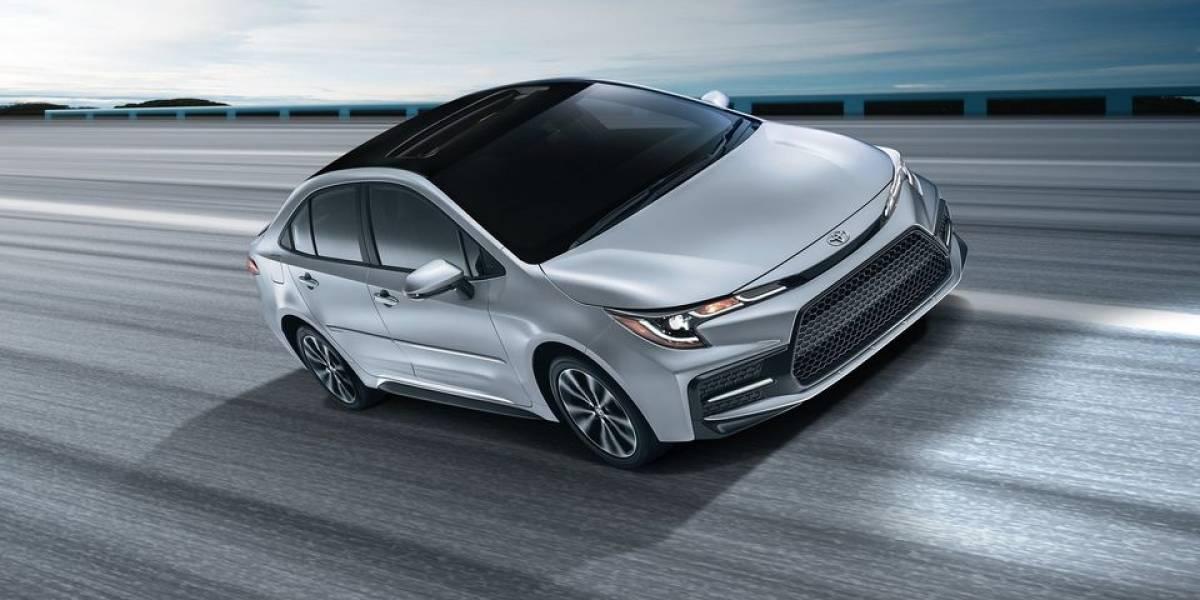 Ya llegó, ya está aquí: Toyota Corolla 2021